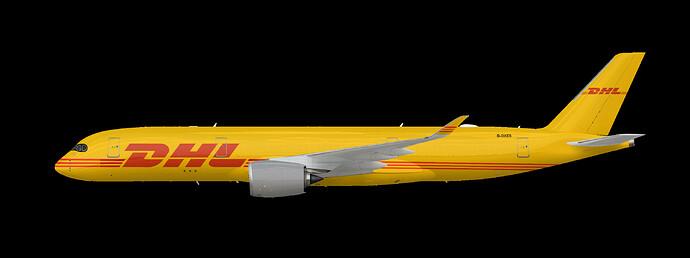 DHL A350-900