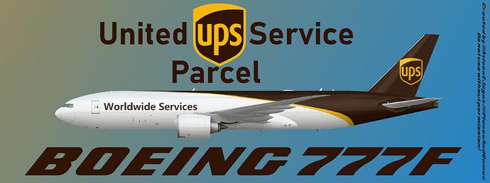 UPS 777F